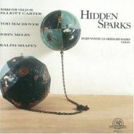 Hidden Sparks-20th Century Violin Music: Le Dizes-richard