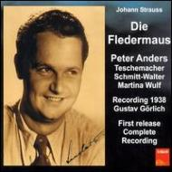 Die Fledermaus: Chor Und Orchester Reichssender Stuttgart, Anders(T)
