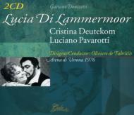 Lucia Di Lammermoor: Pavarotti, Deutekom