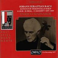 Cello Suite.1-3: Mainardi Salzburg Live 1957