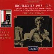 Ludwig Salzburg Recital 1974