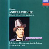 Andrea Chenier: Del Monaco, Tebaldi,