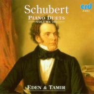 Works For Piano Duo Vol.3: Edentamir