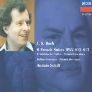 French Suite, 1-6, : A.schiff(P)
