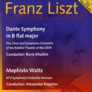 Dante Symphony: Khaikin / Bolshoitheatre.o