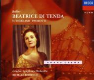 Beatrice Di Tenda パヴァロッティ、Bonynge /