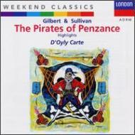 The Pirates Of Penzance(Hlts): D'oyly Carte Opera Company