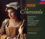 歌劇『チェネレントラ』全曲 バルトリ、シャイー&ボローニャ市立歌劇場管(2CD)