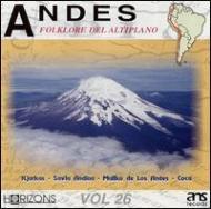 Andes Folklore Del Alt