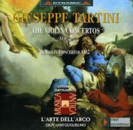 ヴァイオリン協奏曲集第2集 グリエルモ(vn&指揮)、ラルテ・デラルコ