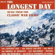 ローチケHMV史上最大の作戦/Longest Day Music From The Classic War Films - Soundtrack