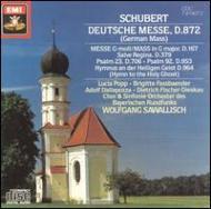 German Mass: Sawallisch / Bavarian.rso