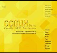 Ccmix Paris Xenakis, Robindore, Risset, Etc