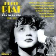 De La Rue A La Scene 1935-1937vol.1