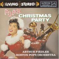 Pops Christmas Party: Fiedler / Boston Pops