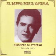 Di Stefano: The Early Years-opera Arias