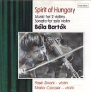 44 Duos: Zivoni M.cooper +sonata For Violin Solo