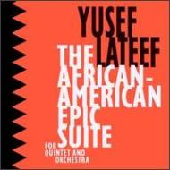 African American Epic Suite For Quintet And Orchestra