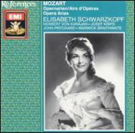 E.シュヴァルツコップ「モーツァルト:オペラアリア集」