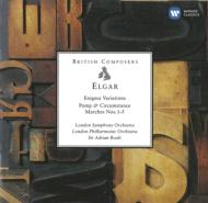 Enigma Variations, Pomp And Circumstances.1-5: Boult / Lpo