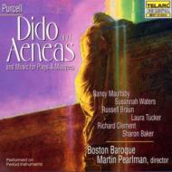 Dido & Aeneas: Pearlman / Boston Baroque.o