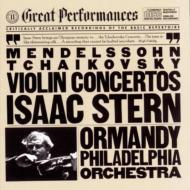 Vn.concertos: Stern / Ormandy / Phila.o