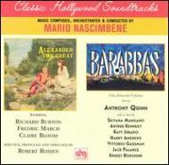 Alexander The Great Barabbas Music By Mario Nascimbene -Soundtrack