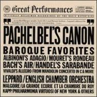 Pachelbel'scanon-baroque Favorites: Leppard / Eco
