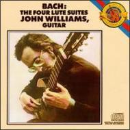 Lute Suites: J.williams Guitar
