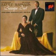 Baroque Duet: Battle(S)Marsalis(Tp)J.nelson / St.luke's O