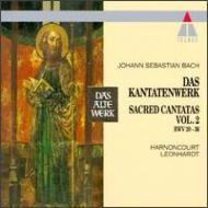 Comp.cantatas Vol.2: Leonhardt, Harnoncourt