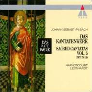 Comp.cantatas Vol.5: Harnoncourt, Leonhardt