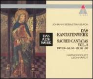 Comp.catatas Vol.8: Harnoncourt, Leonhardt