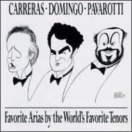 Encores! Carreras, Domingo, Pavarotti