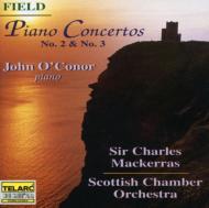 ピアノ協奏曲第2番、第3番 オコナー(p)マッケラス&スコットランド室内管弦楽団