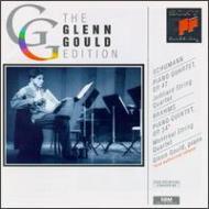 Piano Quartet: Gould, Juilliard.sq, Piano Quintet: Gould, Montreal.sq
