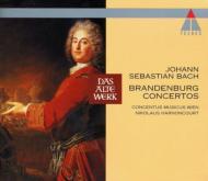 Brandenburg Concerto, 1-6, : Harnoncourt / Cmw (1964)
