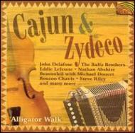Cajun & Zydeco -Alligator Walk