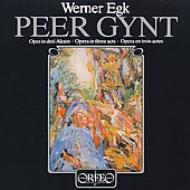 Peer Gynt: Wallberg / Bavarian Rso R.hermann N.sharp Wulkopf