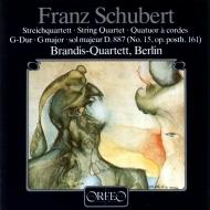 String Quartet, 15, : Brandis Q
