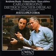 Bergonzi, F-dieskau / Lopez-coboskau