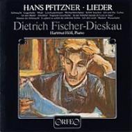 Lieder: F-dieskau(Br)H.holl(P)