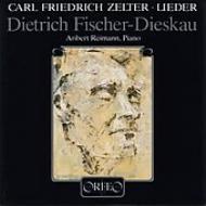 Lieder: F-dieskau(Br)Reimann(P)