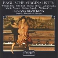 English Virginal Music: Ruzickova(Virginal)