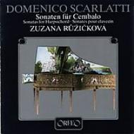 Keyboard Sonatas: Ruzickova(Cemb)