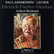Lieder: F-dieskau / Reimann