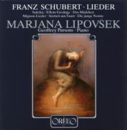 Lieder: Lipovsek / Parsons