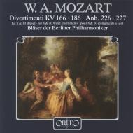 Divertimento.3, 4, K.226, 227: Blaser Der Bpo