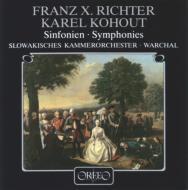 Symphonies: Warchal / Slovak Co +kohaut