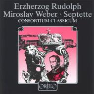 Septet: Consortium Classicum +joseph Miroslav Weber: Septet